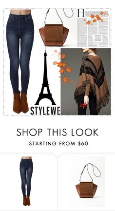 """""""stylewe 42"""" by camila-632 ❤ liked on Polyvore featuring stylewe"""