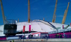 O2 arena at London 2012