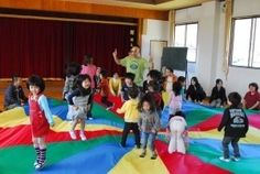 Preschool Parachute Story Time King Of Prussia, Pennsylvania  #Kids #Events