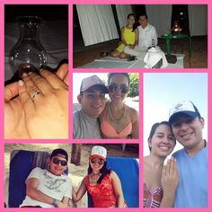 El momento perfecto, después de 12 años juntos y aprender tanto uno del otro ¡¡We got engaged!! #TheStoryOfUs #Love #Bridetobe #EngagedVallarta #Happines