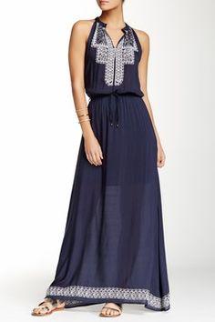 Solvang Maxi Dress