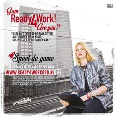 Cathelijne - Ready4Work020 * by Alan Bredenhorst   125Procent