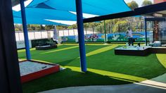 Synthetic Turf Roll Out Grass
