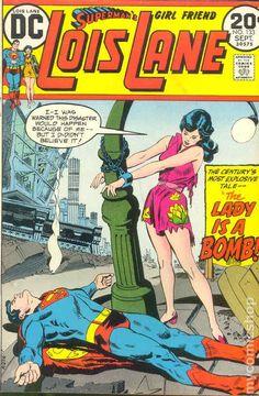 Superman's Girlfriend Lois Lane (1958) 133