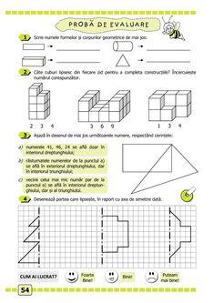 Clasa a II-a : Matematică și explorarea mediului. Clasa a II-a. Partea II - (E3) School Lessons, Diagram, Printables, Math, Homeschooling, Geometry, Print Templates, Math Resources, Homeschool