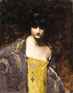 Juana Romani,1869-1924