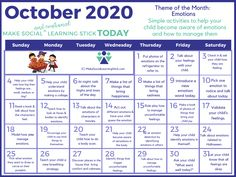 Free Calendar, Self Regulation, Daily Activities, Coping Skills, Emotional Intelligence, Adhd, Teaching Kids, Your Child, How Are You Feeling
