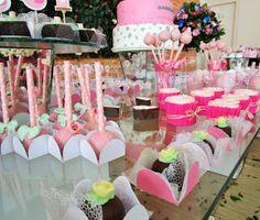 Mellos doces : A festa da Manu