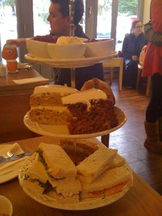 Best places for afternoon tea in Cardiff - including Waterloo Gardens Teahouse Snack Recipes, Snacks, Something Sweet, Let Them Eat Cake, Afternoon Tea, Cardiff, Chips, Gardens, Ethnic Recipes