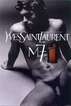 YSL M7 ad