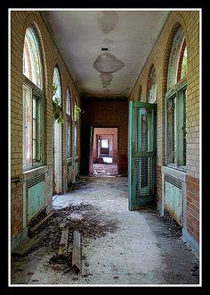 Manteno State Hospital by statlerhotel, via Flickr
