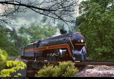 RailPictures.Net Photo: NW 611 Norfolk & Western Steam 4-8-4 at Ingleside, West Virginia by Ron Flanary