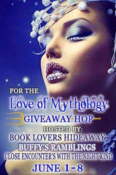 Love Mythology Giveaway Hop (Ends 6/08) - http://theluckyladybug.net/2013/06/01/love-mythology/