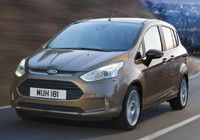 FORD B-MAX - its an MPV but its still pretty efficient - 71 MPG