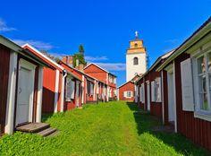 https://flic.kr/p/d7zv5J | Gammelstad Church Town/Gammelstads kyrkstad (UNESCO World Heritage)
