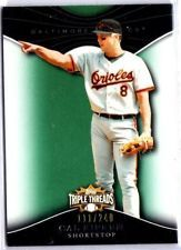 2009 TOPPS TRIPLE THREADS CAL RIPKEN CARD #34 #' ED 111/240 in Sports Mem, Cards & Fan Shop, Cards, Baseball | eBay $0.01