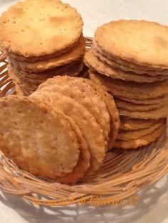 image Cookie Desserts, Sweet Desserts, Sweet Recipes, Delicious Desserts, Snack Recipes, Cooking Recipes, Yummy Food, Snacks, Biscotti Cookies