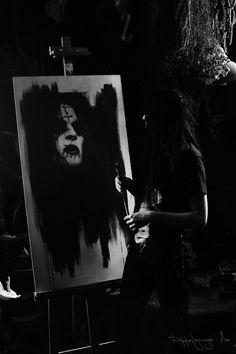 Click to zoom gorgoroth pinterest doppelgangerart contemporaryart traditionalart expressive blackandwhite portrait blackmetal satanic publicscrutiny Image collections