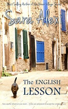 The English Lesson (The Greek Village Collection Book 11) by Sara Alexi, http://www.amazon.com/dp/B00W4ENY9E/ref=cm_sw_r_pi_dp_aKOBvb0JE5192