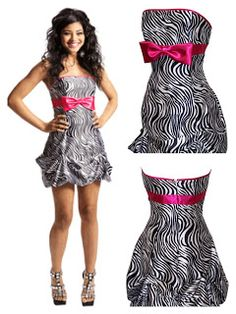 Zebra Quince Dress Probably Going To End Up Being My Wedding