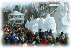 Zehnder's Snowfest - Jan 23-28 2013, Frankenmuth,MI