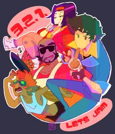 Cowboy Bepop The core forged of Netflix's live-action series adaptation of Cowboy Bebop has been unconcealed, and it'. Cowboy Bebop Tattoo, Cowboy Bebop Anime, Cowboy Bepop, Manga Anime, Anime Art, See You Space Cowboy, Chibi, Samurai Champloo, Vocaloid