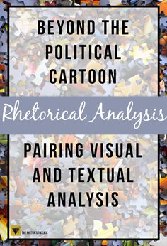 One of the most neglected form of analysis in my school is of visual arguments. Sure, students might look briefly at an historical photograph or a political cartoon now and then. There are so many …