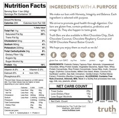 Truth Bar Prebiotic   Probiotic  Chocolate Almond Crunch 12 Pack  Low Sugar Gluten Free High Fiber 10g of Protein NonGMO Soy Free Kosher Nutrition Snack Bar with Premium Dark Chocolate >>> See this great product. (Note:Amazon affiliate link) #healthydietsnacks