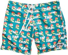 AMBSN ZAP BOARDSHORT TURQUOISE > Mens > Clothing > Sale Boardshorts | Swell.com