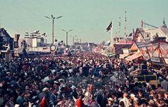Oktoberfest ernstzi/Timeline Images #1956 #Wiesn #Volksfest #Rummel #Bayern #Fest #München