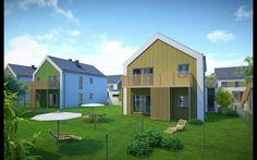 Domaszczyn Osiedle Rodzinne - ciekawa alternatywa mieszkania w bloku