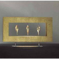 Klock Rectangular Table Lamp  | Lightology Collection