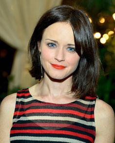 Alexis Bledel short hair