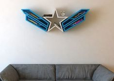 These Superheroes Shelves Are Perfect For The Home Of Any Geek! - Black Cat Gadgets