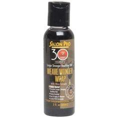 Salon Pro 30 Black Weave Wonder Wrap 2 oz