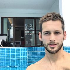 A swim-in-swim-out hotel room. I've officially reached the of my life and should probly just retire. Or at least get a much needed tan. Max Emerson, Skinny Guys, Palawan, At Least, My Life, Handsome, Swimming, Instagram Posts, Room