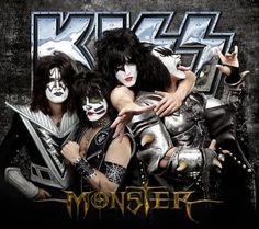 """Monster"" the latest rockin' album from KISS."