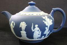 Wedgewood Tea Pot