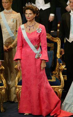 Queen Silvia of Sweden
