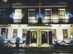 Flemings Mayfair London #GuestBlog
