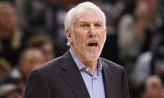 Spurs' Gregg Popovich Named Coach of 2016 Western Conference All-Stars = San Antonio Spurs head coach Gregg Popovich will coach the 2016 Western Conference All-Stars, the NBA announced Wednesday. This will be Popovich's fourth All-Star appearance.....