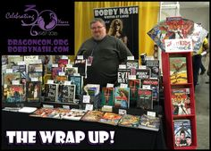 Posted my Dragon Con wrap up at www.bobbynash.comalong with all the photos in one handy place.