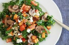 So excited to find a recipe for my beloved Sweetgreen January salad!
