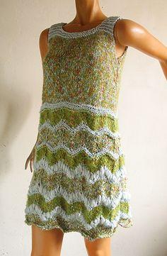 robes vert printemps