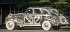 Pontiac Deluxe Six Ghost Car 1939