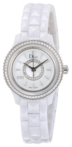 Christian Dior VIII CD1221E6C001 >>> Read more reviews of the watch by visiting the link on the image.