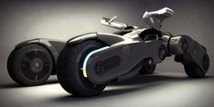 Future Car, Citroen Taranis by Peter Norris, Futuristic Vehicle