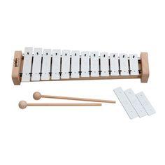 Sopraan metallofoon»Xylofoon, metallofoon, etc.»LL Kindermuziekwinkel
