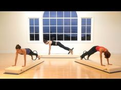Latest Pilates Videos - Page 2 Youtube Workout Videos, Pilates Workout Videos, Pilates Moves, Pop Pilates, Pilates Video, Pilates Instructor, Pilates For Beginners, Pilates Mat, Barre Workout