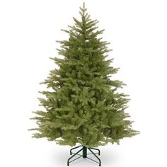 5.5ft Nordic Spruce Feel-Real Memory-Shape Artificial Christmas Tree Reference No: 10824 £189.99